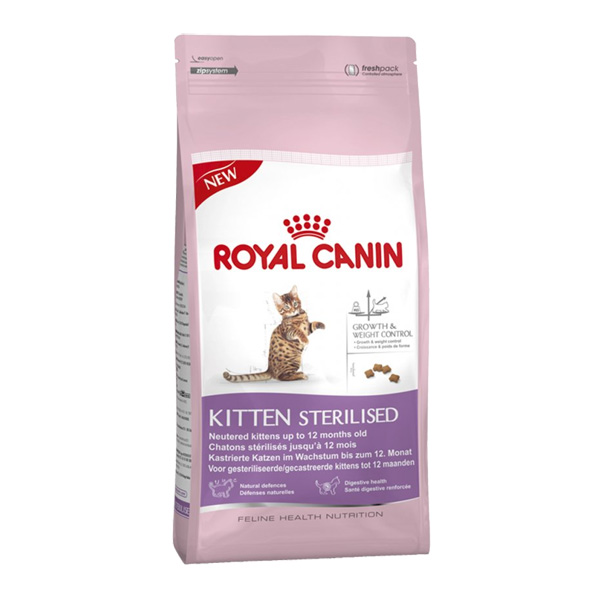 Royal Canin Kitten Sterlised 400g-0
