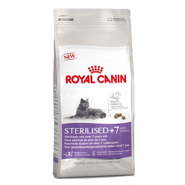 Royal Canin Sterilised +7 3.5kg-0