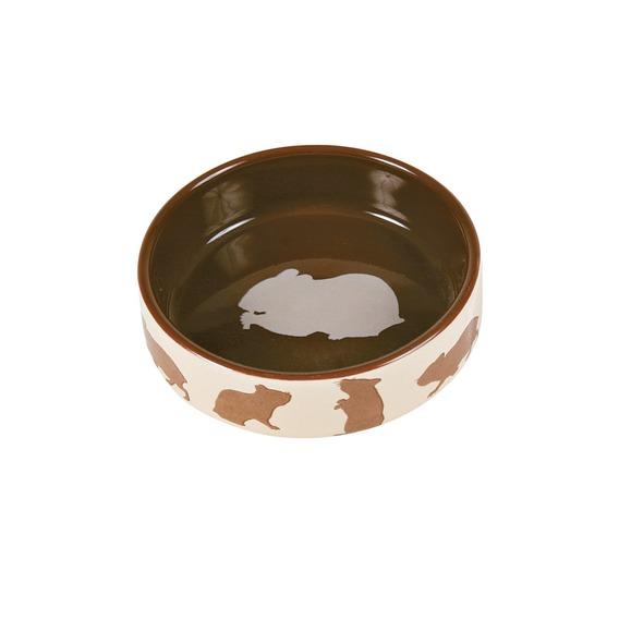 Gamela em Cerâmica 250ml/11cm - para porquinhos da índia-0