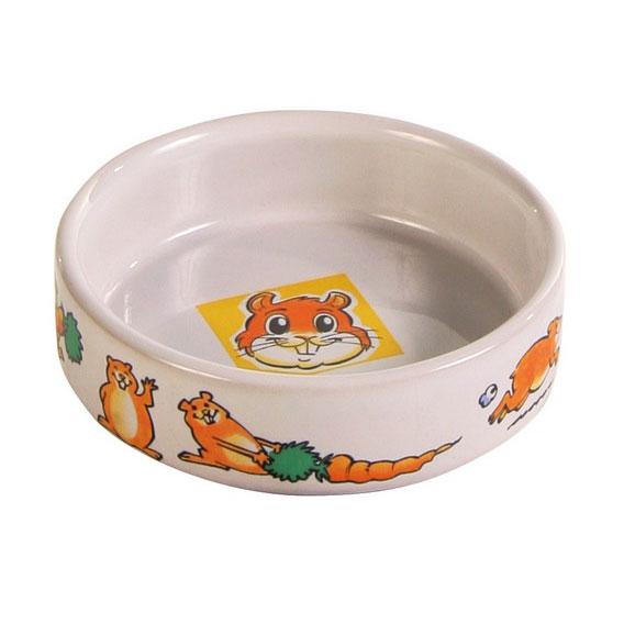 Gamela em Cerâmica 240ml/11cm - para porquinhos da índia-0