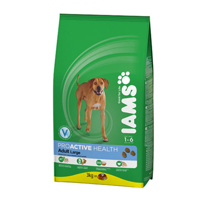 IAMS Adult Large Breed 3kg-0