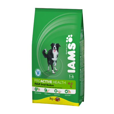 IAMS Adult Small / Medium 3kg-0