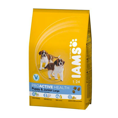 IAMS Puppy Large Breed 3kg-0