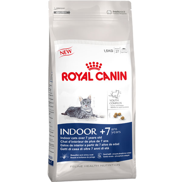Royal Canin Indoor +7 400g-0