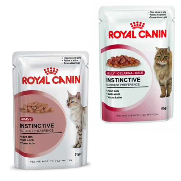 Royal Canin Instinctive 85g-0