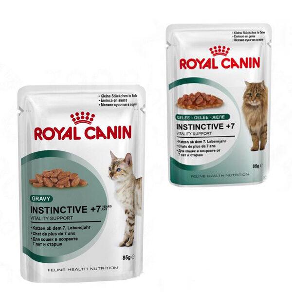 Royal Canin Instinctive +7 85gr-0