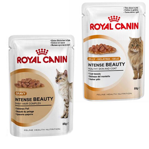 Royal Canin Intense Beauty 85g-0