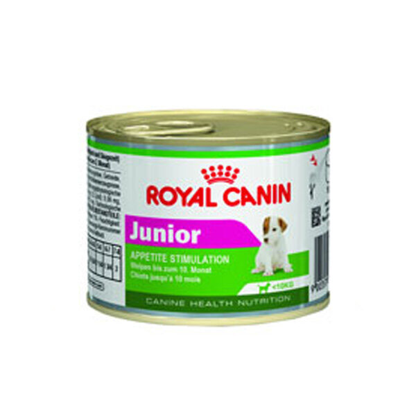 Royal Canin Junior 195g-0