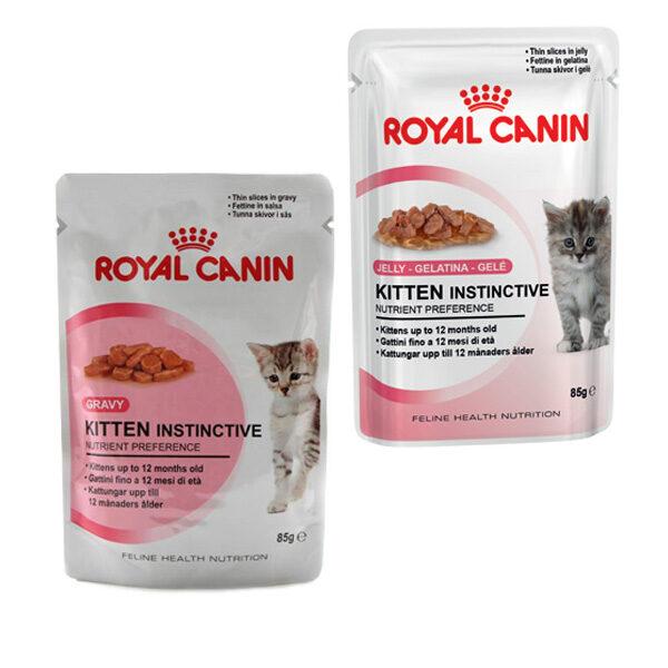 Royal Canin Kitten Instinctive 85g-0