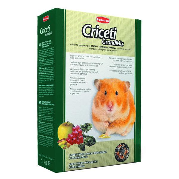 Ração Complementar com Fruta para Hamster, Ratinhos e Gerbos-0