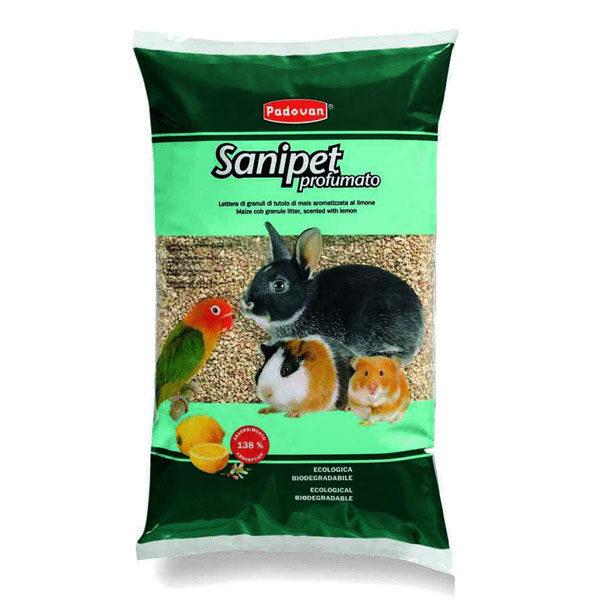 Litter granulado Sanipet-0