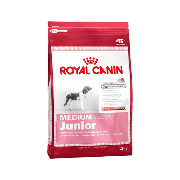 Royal Canin Medium Junior 15kg-0