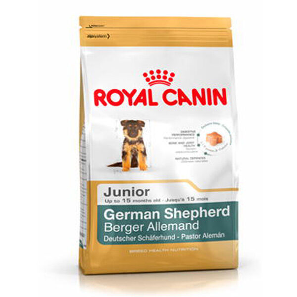 Royal Canin Pastor Alemão Junior 12kg-0