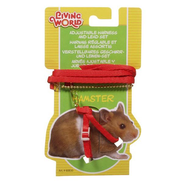 Peitoral e Trela para Hamster-0