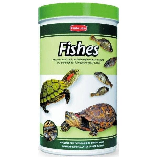 Peixe seco para tartaruga 150gr-0
