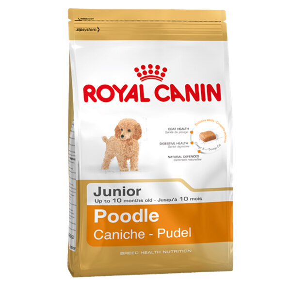 Royal Canin Poodle Junior 3kg-0