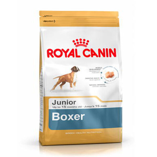 Royal Canin Boxer Junior 12kg-0