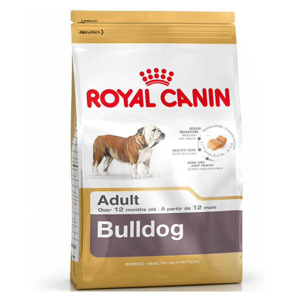 Royal Canin Bulldog Adulto 12kg-0