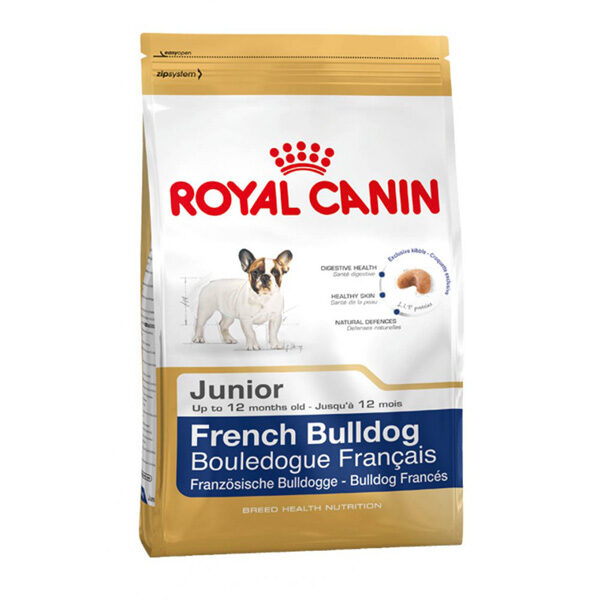 Royal Canin French Bulldog Junior 3kg-0