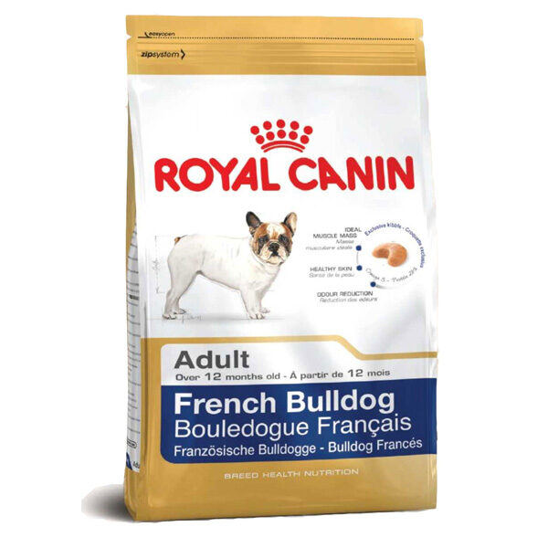 Royal Canin French Bulldog Adulto 3kg-0