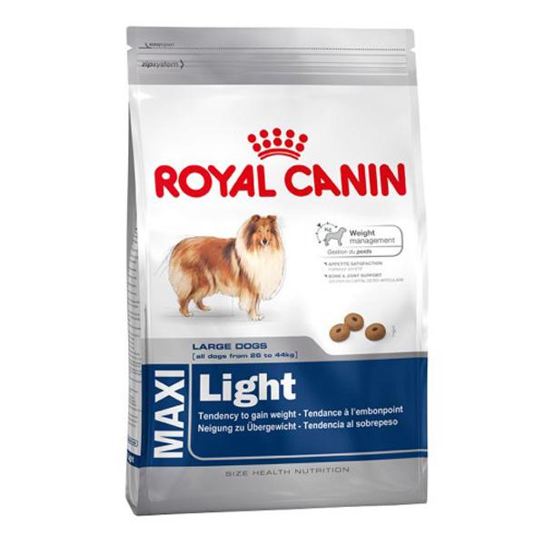 Royal Canin Maxi Light 3kg-0