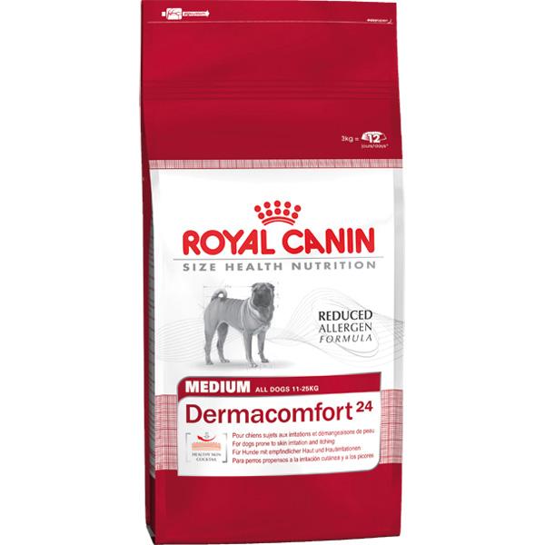 Royal Canin Medium Dermacomfort 10kg-0
