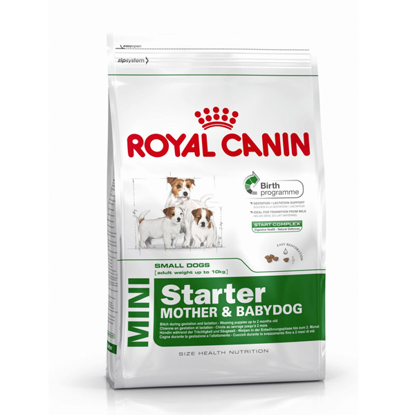 Royal Canin Mini Starter 8.5kg-106