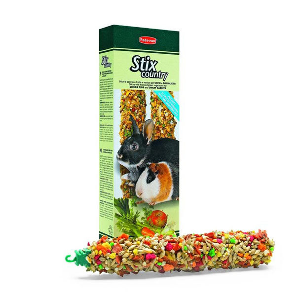 Ração Complementar Snack para Coelhos, Porquinhos da India e Chichilas-0
