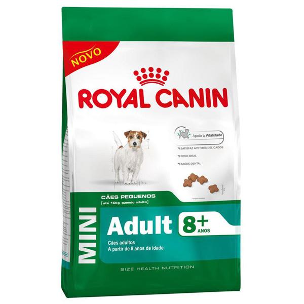 Royal Canin Mini Adult 8+ 4kg-0