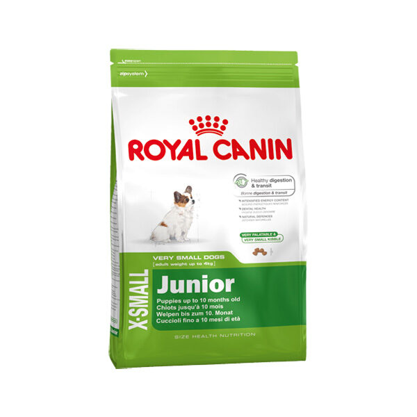 Royal Canin X-Small Junior 0.5kg-0