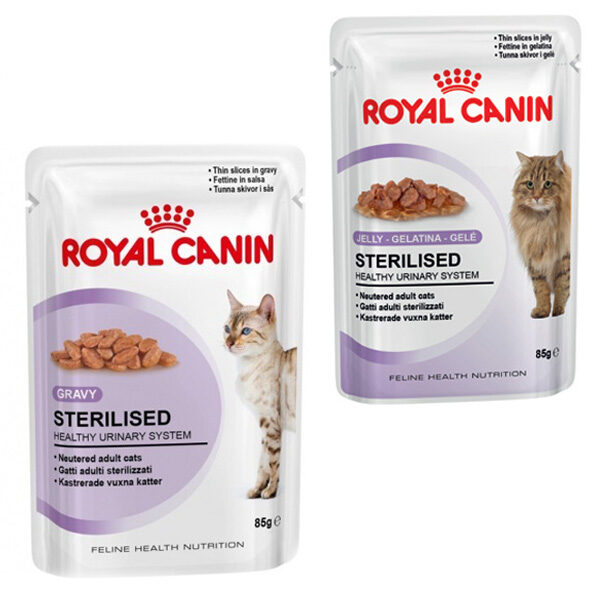 Royal Canin Sterilised 85g-0