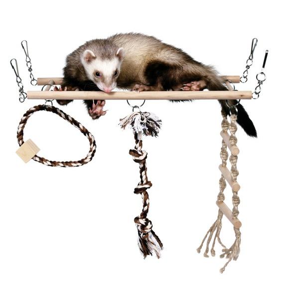 Ponte suspensa para roedores-0