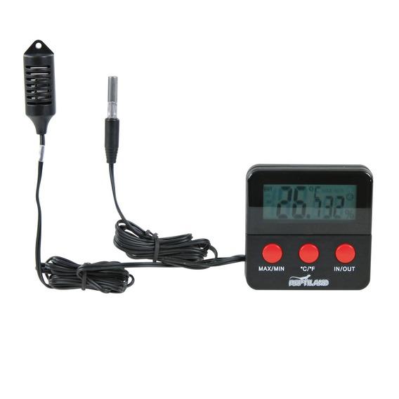 Termómetro/Higrómetro Digital Com Sonda-0