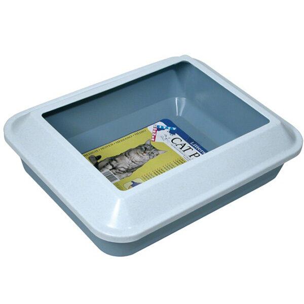 WC Gato Tabuleiro com Rebordo-0