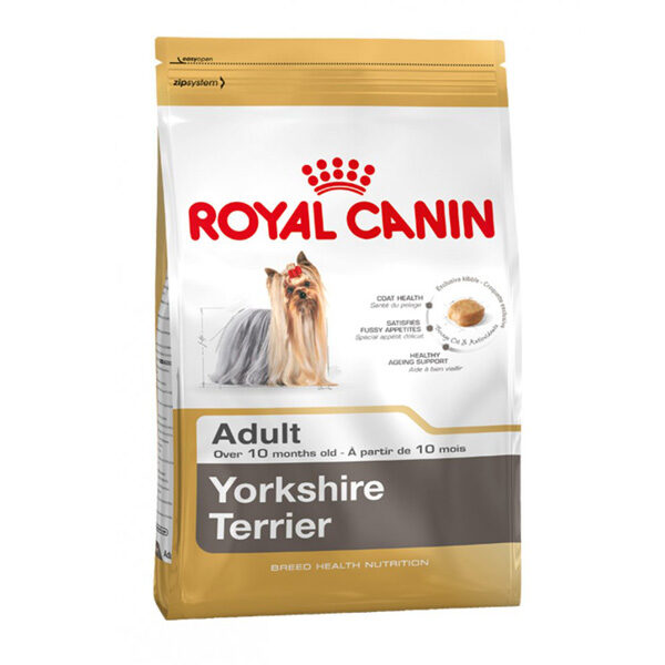 Royal Canin Yorkshire Terrier Adulto 0.5kg-0