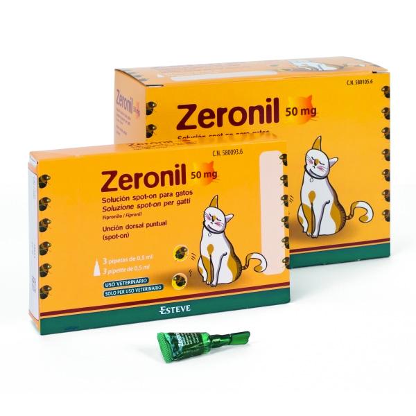 Zeronil para Gatos - 30pip-0