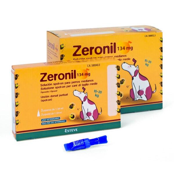Zeronil para Cães Médios - 30pip-0