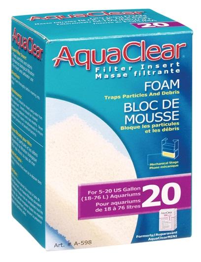 Massa de Filtrar com Esponja para AquaClear 20-0