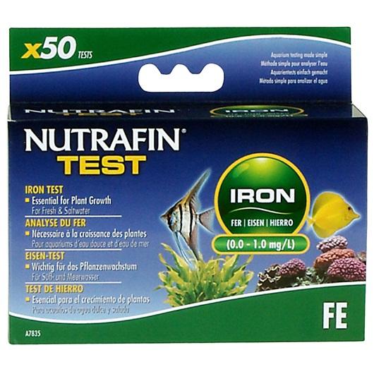Teste Fe-Ferro (0-1 MG/L)-0