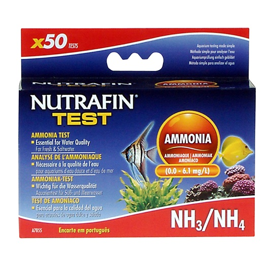 Teste NH3/NH4-Amonia-0