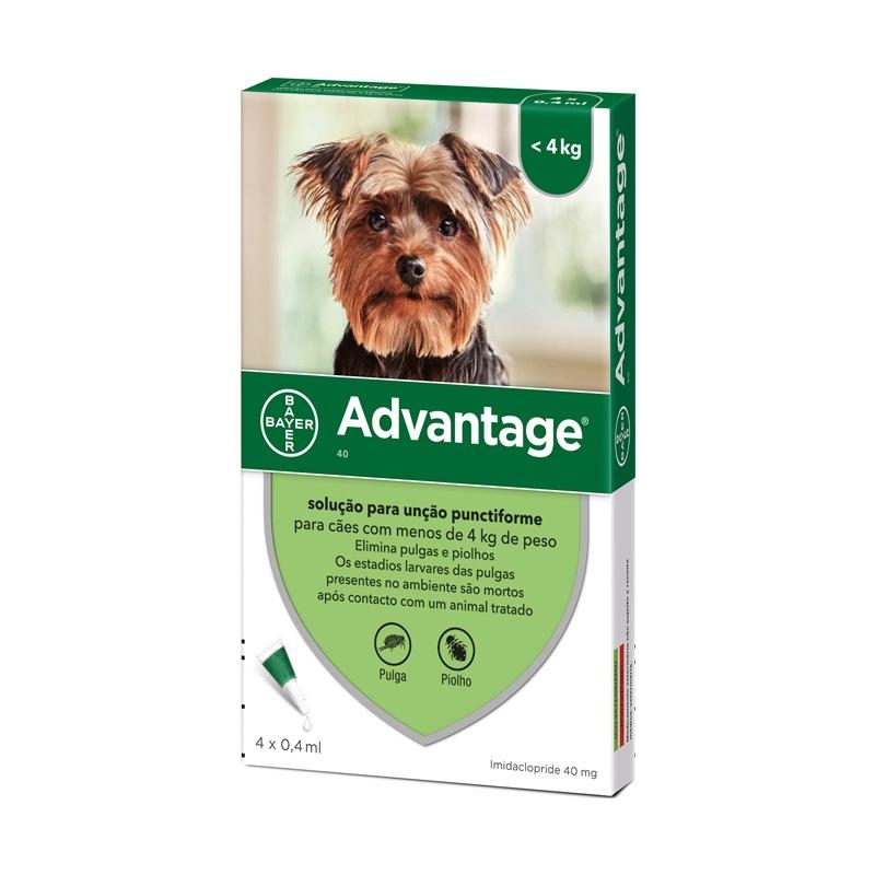 Advantage 40-0