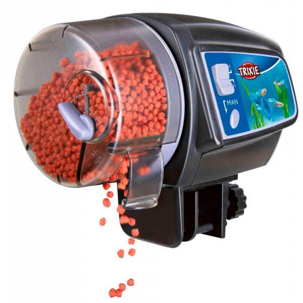 Alimentador Automático de Aquário-0