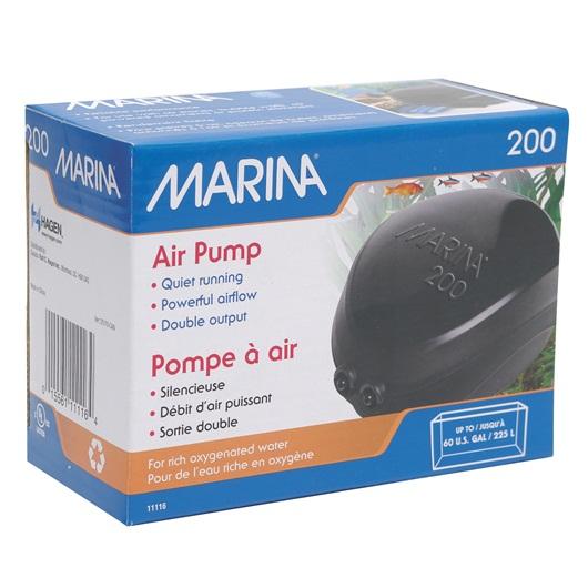 Bomba de Ar Marina 200-0