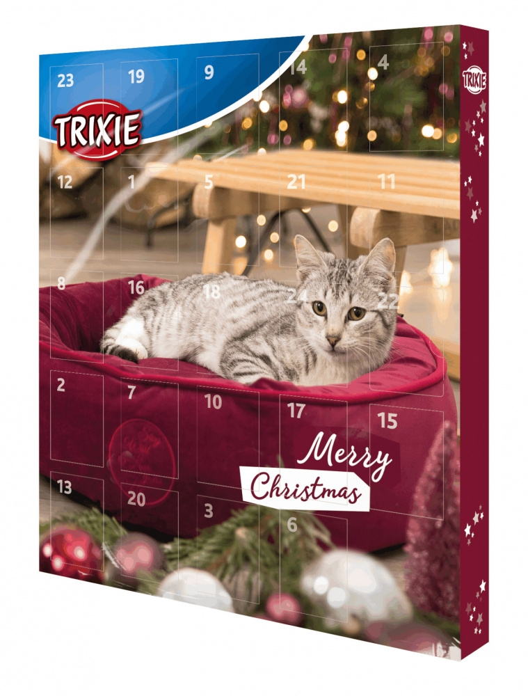 Calendario Surpresas de Natal Gato-0