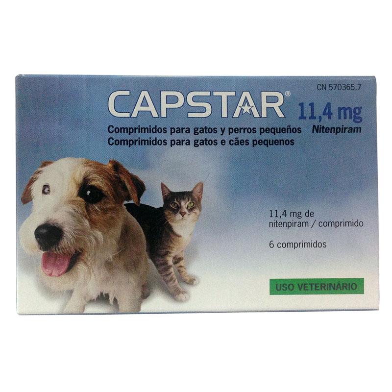 Capstar Comprimidos para Cães Pequenos-0
