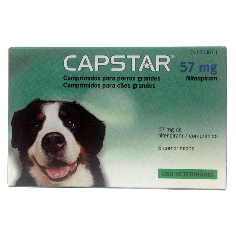Capstar Comprimidos para Cães Grandes-0