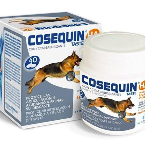 Cosequin Taste Ha 80 comprimidos-0