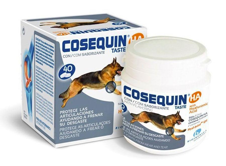 Cosequin Taste Ha 40 comprimidos-0