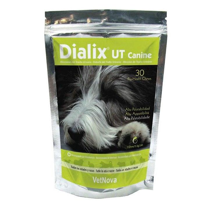 Dialix UT Canine 30 Chews-0