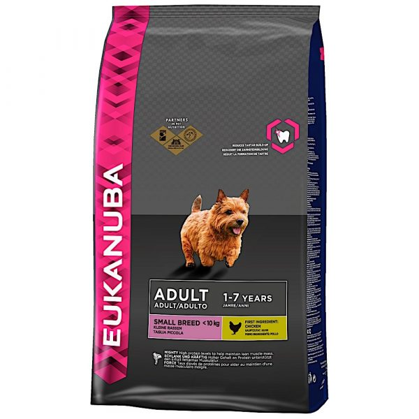 Eukanuba Adult Small Breed 3kg-0